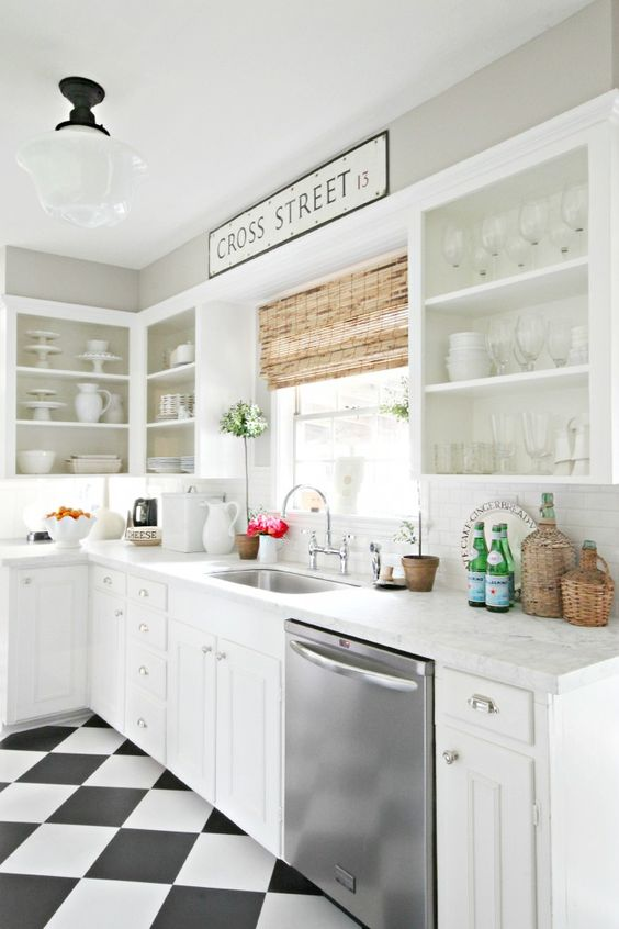 dream kitchen in our existing footprint... all I need is to show this photo to our contractor – and done!: