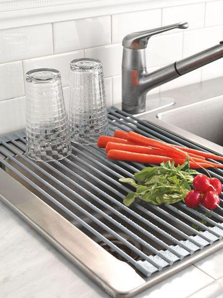 kitchen dish drying mat appliances on sale 1000+ ideas about racks pinterest | ...