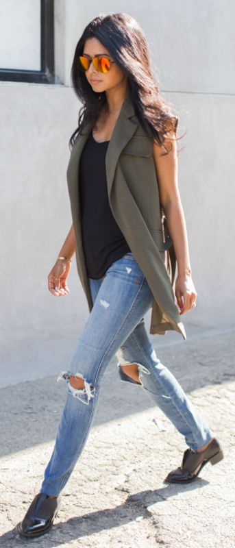 Vested Obsession | Best Summer Vest Outfit Ideas