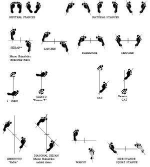 Shorin Ryu Kata Diagrams | train in Isshinryu Karate and