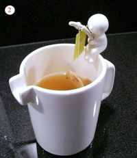 Tea bag holders, Bag holders and Fishing on Pinterest