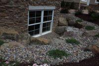 landscaping around basement windows | Basement window ...