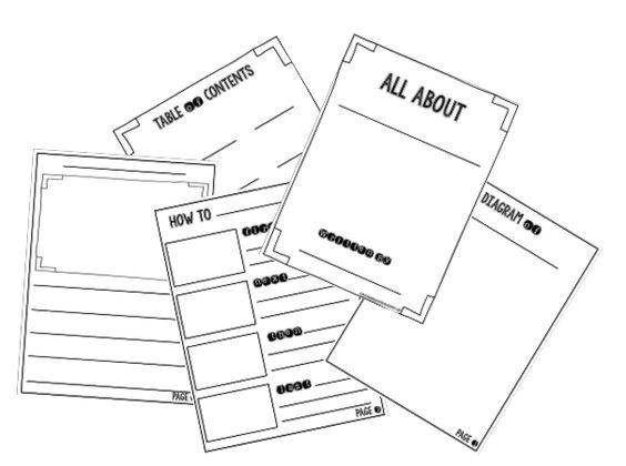 informative speech papers