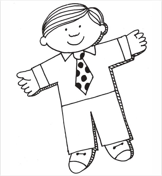 Flats, Flat stanley and Templates free on Pinterest