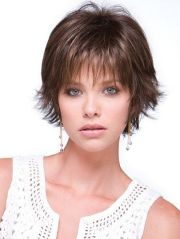 short layered hairstyles fine