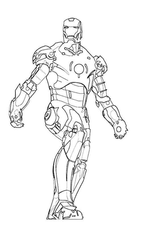 Coloring pages, Iron man and Coloring on Pinterest