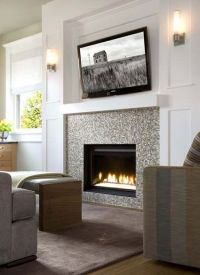 Fireplace inserts, Fireplaces and Le foyer on Pinterest