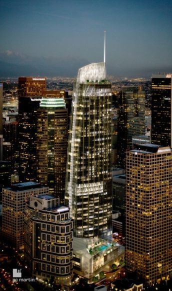 Wilshire Grand Tower