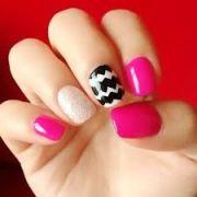 cute nail design easy
