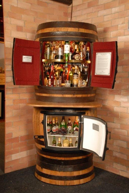 This Is An Awesome Way To Store Bottles Oakly Rotating