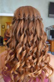 hairstyles school cute