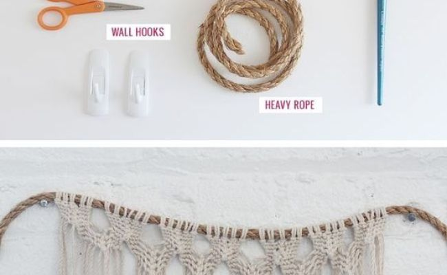 5 Inspiring Diy Projects For The Boho Bride Wall Decor