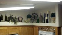 Tuscan inspired plant ledge decor-Kitchen | Tuscan Home ...