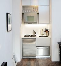 Tiny kitchens, Kitchens and Compact on Pinterest