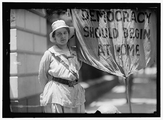 19101920 Womens Suffrage Movement  Cool Women