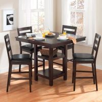 High tops, Dining tables and Dining table chairs on Pinterest