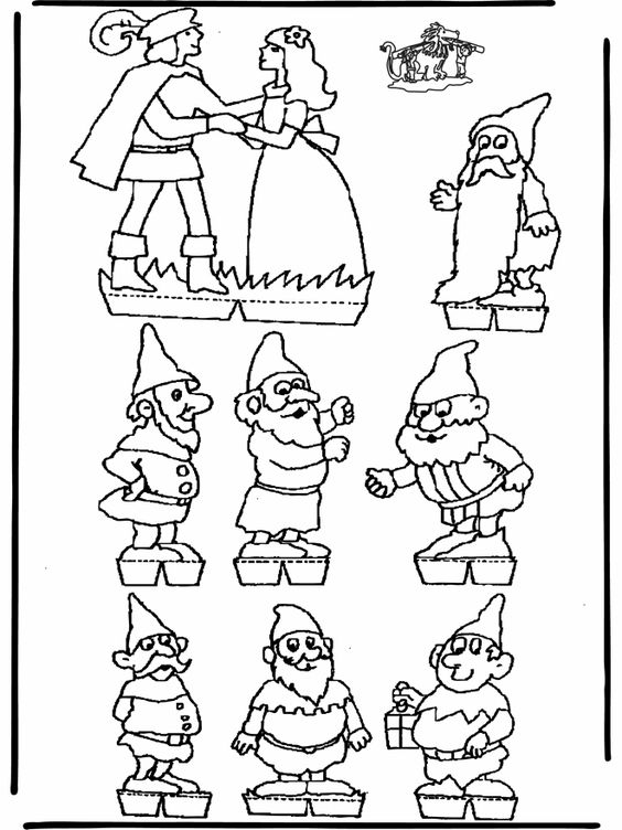 The Bremen Town Musicians Tale Coloring Pages