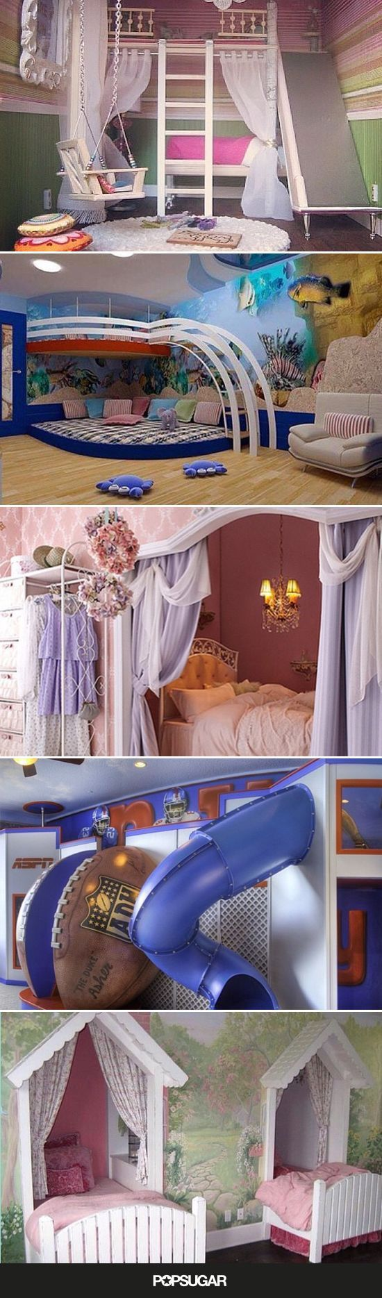 These 26 Crazy Kids Rooms Will Make You Want to Redecorate Immediately  Childs bedroom