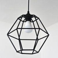 Make a trendy geometric pendant light fixture for under ...