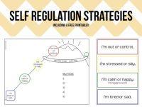 Self Regulation Worksheets Free Worksheets Library ...