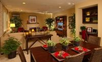 Dining Room, Living Room. Super warm and inviting. I love ...