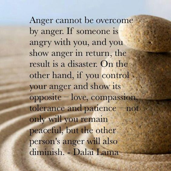 So true, it's nearly damn impossible to get angry because I know that it'd hurt them if I behave aggressively, QuotesGram