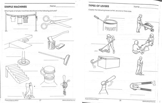 Kinetic energy and Worksheets on Pinterest