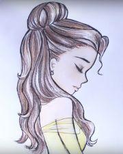 's draw disney princess