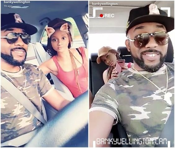 Banky W and Adesua Etomi join the Wellington Family in U.S for a getaway http://ift.tt/2uVGnB7