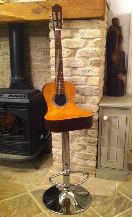classical guitar chair wing recliner canada guitar, chairs and stools on pinterest