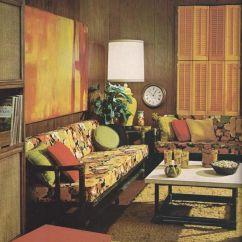 Living Rooms Sets Under 500 Popular Carpet Colors For Vintage Home Decorating 1970s That Stupid Dark Paneling ...