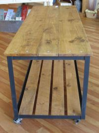 Angle Iron Work Table | Welding & Furniture Projects ...