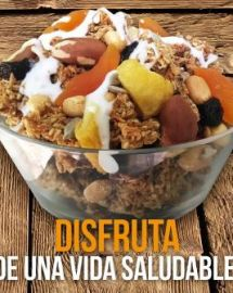 Añade a tu dieta los maravillosos Frutos Secos