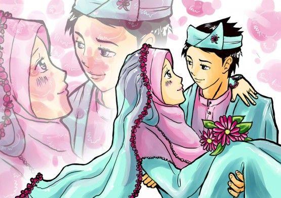 Ana Muslimah Cute Wallpaper Gambar Kartun Muslim Dan Muslimah Lucu Banget Terbaru