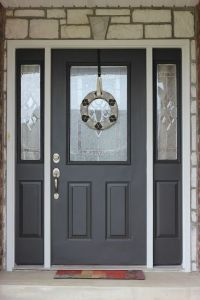 Painting your front door DIY tutorial | A + Life ...