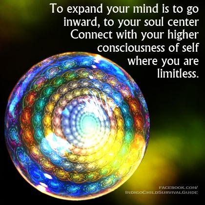 Consciousness Higher consciousness and Indigo children on
