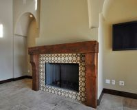 This would be fairly easy. Spanish tile from Facings of ...