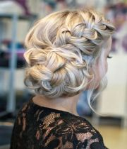 dance prom hairstyles