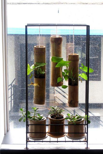 SerbaSerbi Menghias Rumah dengan Bambu  Rooangcom