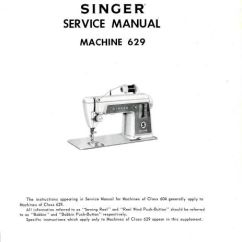 Turntable Cartridge Wiring Diagram 2006 Ford E350 Fuse Panel Sewing Machines, Manual And Singers On Pinterest