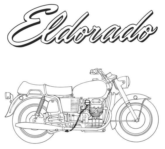 Motorcycles, Motorbikes and California history on Pinterest