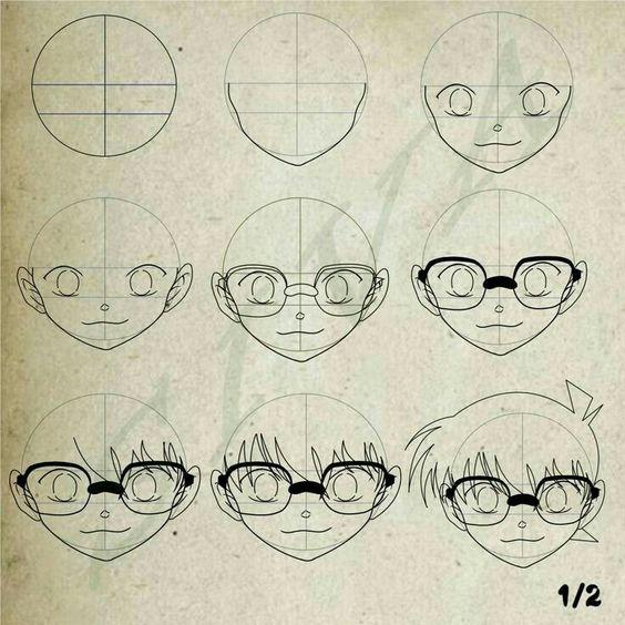 Cara menggambar Anime bagi pemula: Cara menggambar anime bagi pemula