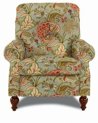 Spindale High Leg Recliner by La-Z-Boy Fabric Pattern ...