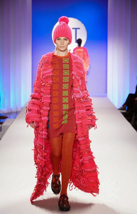 knitGrandeur: The Future of Fashion-FIT 2014 Knitwear