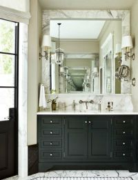 Unique Bathroom Mirrors | Atlanta homes, Vanities and The ...