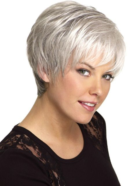15 Tremendous Short Hairstyles for Thin Hair  Pictures and Style Tips  Hairstyles I Like
