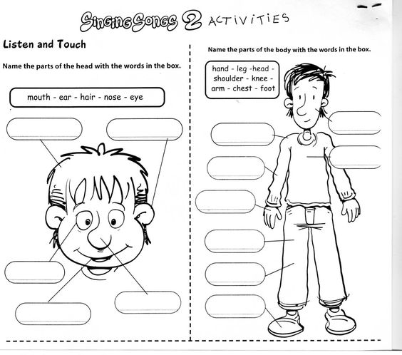 This ESOL worksheet is intended to familiarize the