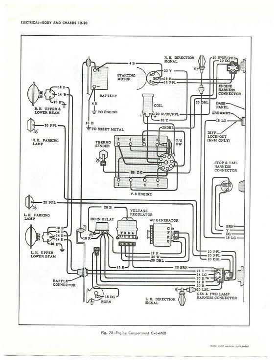 wiring diagram 85 chevy