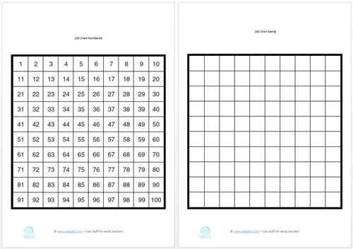 Graph paper, 100 chart and Paper on Pinterest
