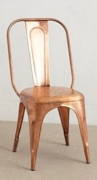 Redsmith Dining Chair | Copper, Tub chair and Sprays